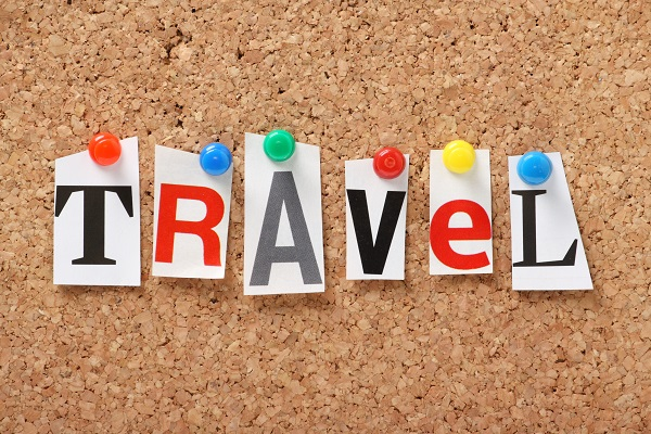 esta, travel, corkboard
