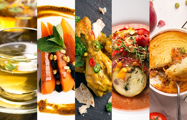 cuisine, worldwide
