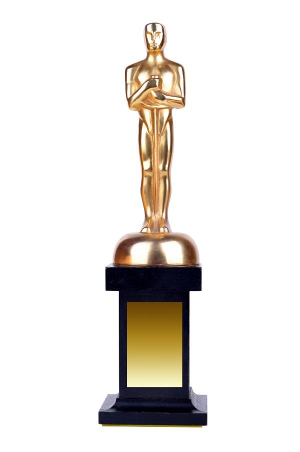 oscars, statue, award