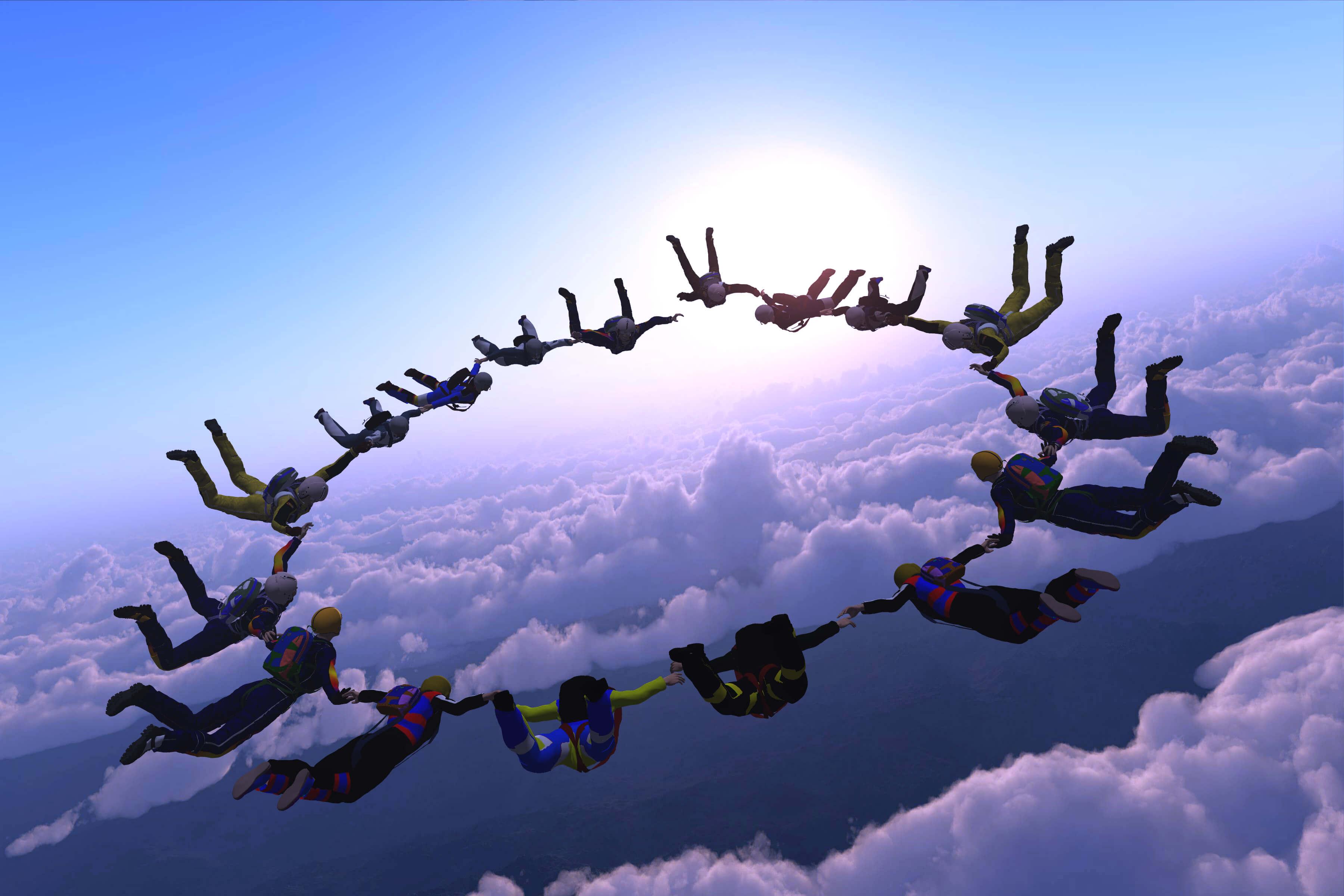 hazardous activity, skydiving,