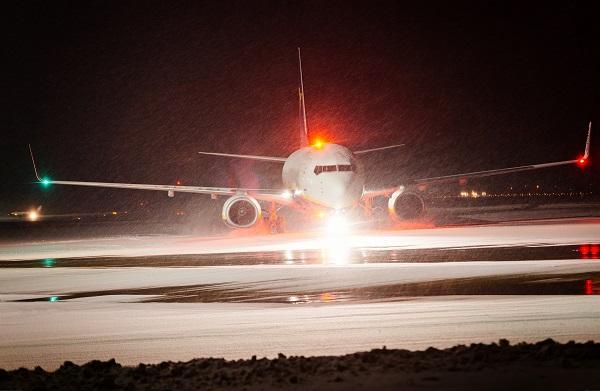 snow, plane, winter holiday, holiday, winter,