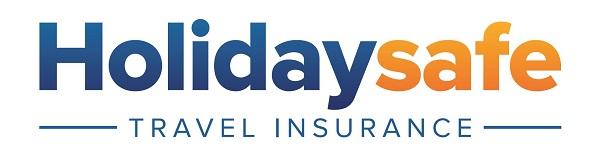 holidaysafe, travel, travel insurance, logo