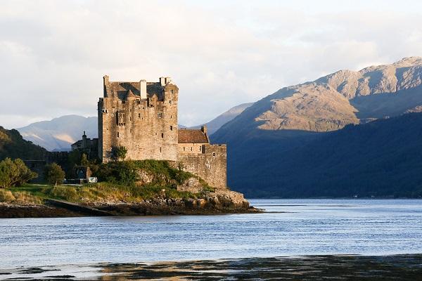 uk, scotland, castle,