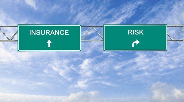 Road signs to insurance and risk