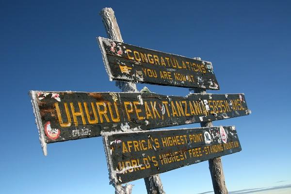 Kilimajaro Peak, Africa