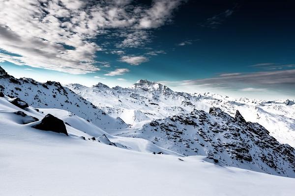 Destination - Alps, France