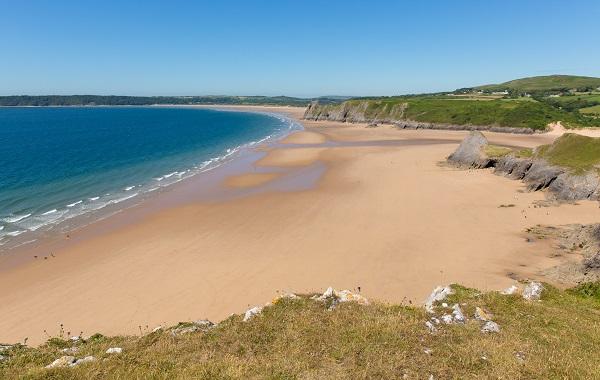 Destination - Gower Peninsula, Wales