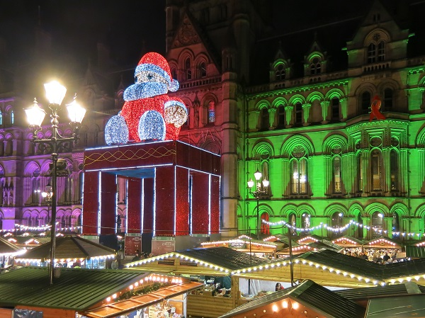Manchester Christmas Markets, England
