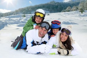 family sports, winter sports, sport, snow