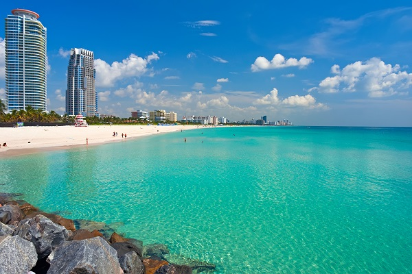 South Beach, Miami, Florida