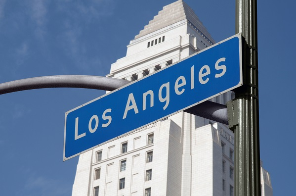 Los Angeles Sign