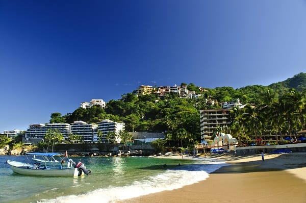 Mexico pacific coast