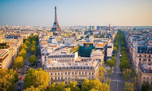 Destination-Paris-France