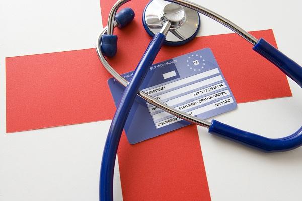 EUROPEAN HEALTH INSURANCE CARD