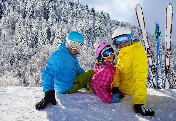 Winter sports family tips
