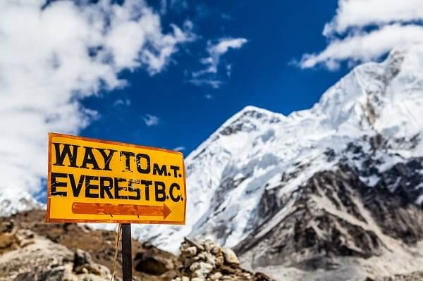 Destination-Everest-Signpost