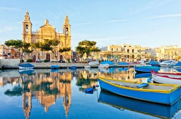 Destinatation-Malta-Valletta