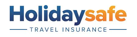 holidaysafe, logo, travel, travel insurance