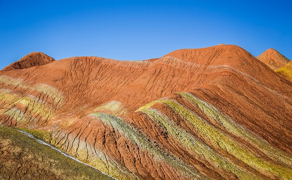 china, rainbow mountains, destination