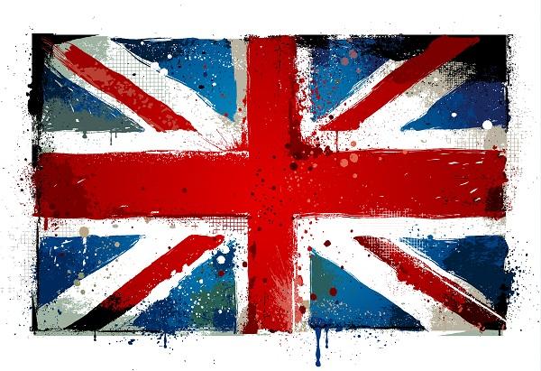 UK flag, bucket list, 2018
