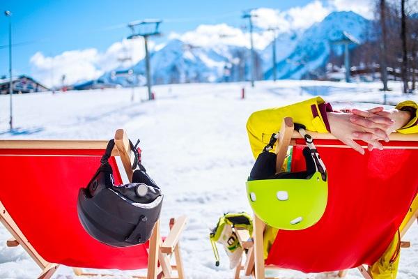 apres ski, snow, slope,