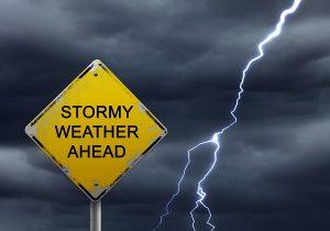 yellow warning, storm, storm eleanor