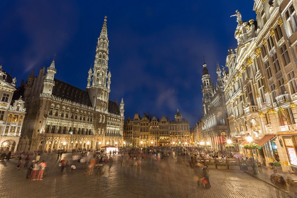 Brussels, Belgium, Family