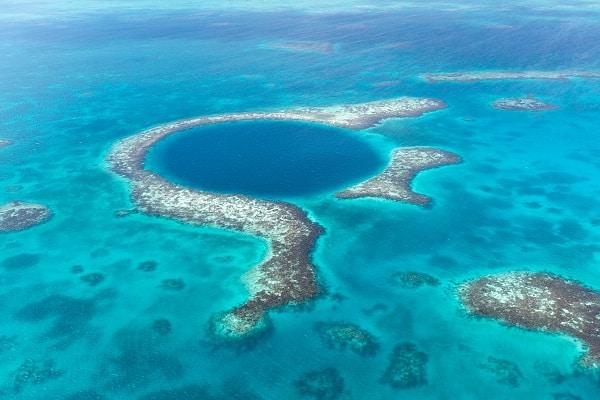 Beliz blue hole