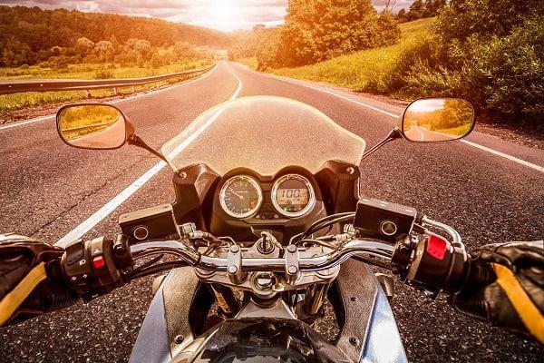 Motorbike holiday