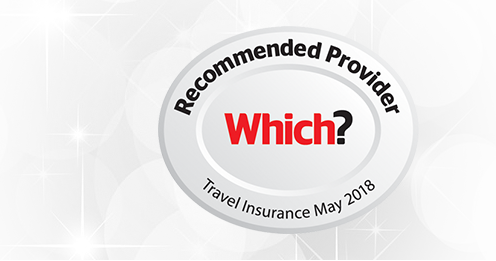 Travel Insurance Recommended Provider of the Year