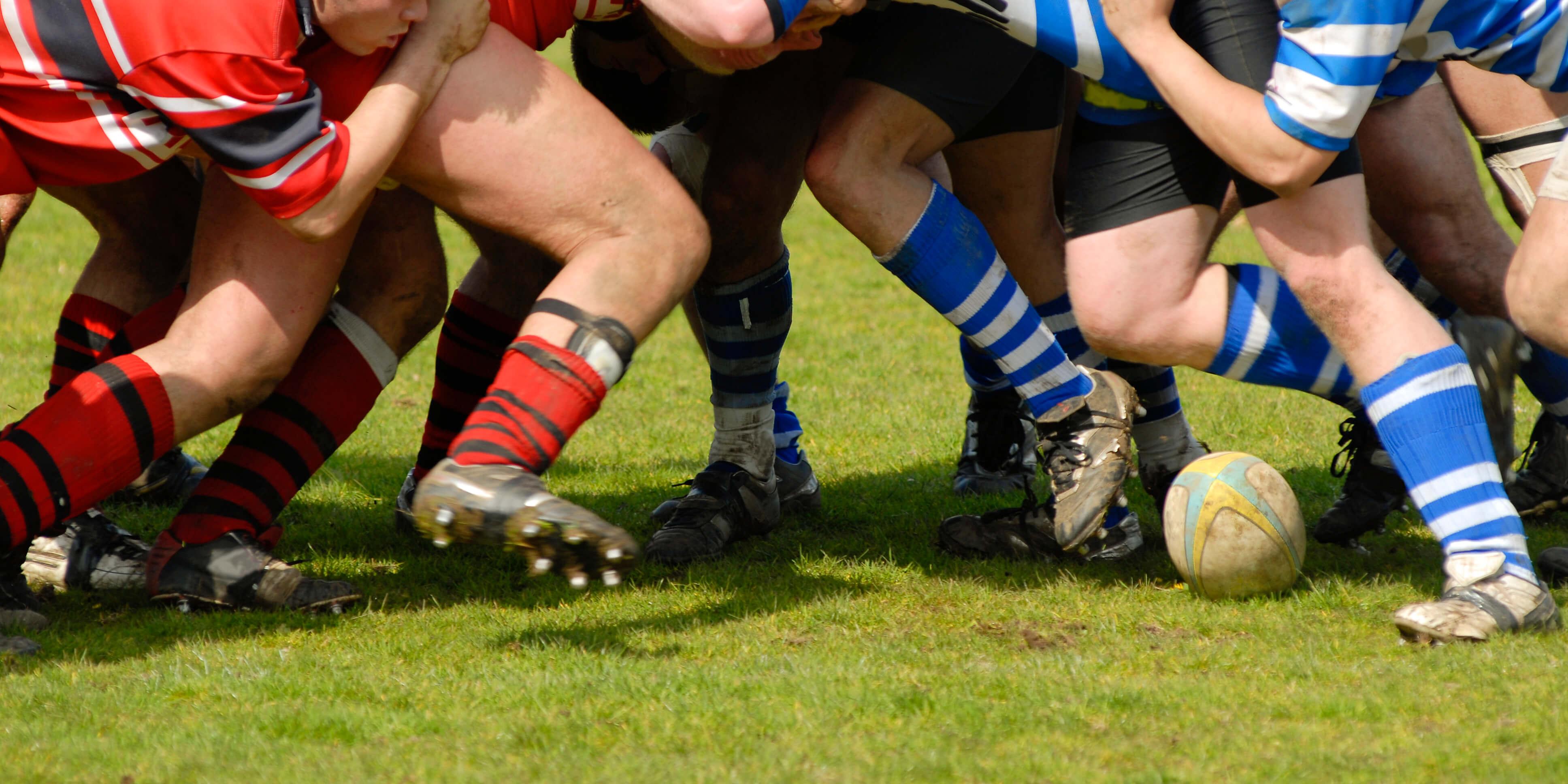 rugby, sport, scrum