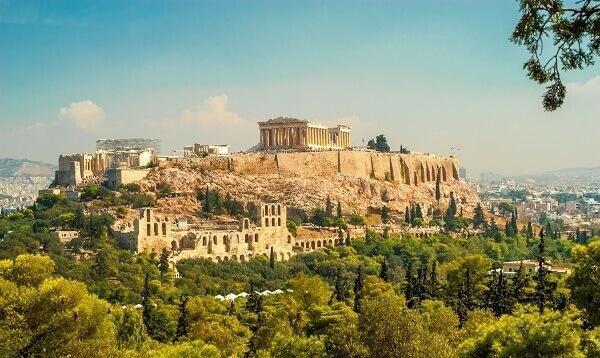 Destination-Athens