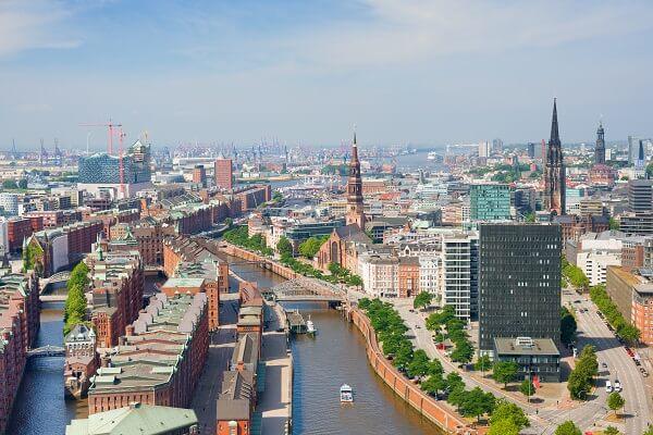Destination-Hamburg-Germany