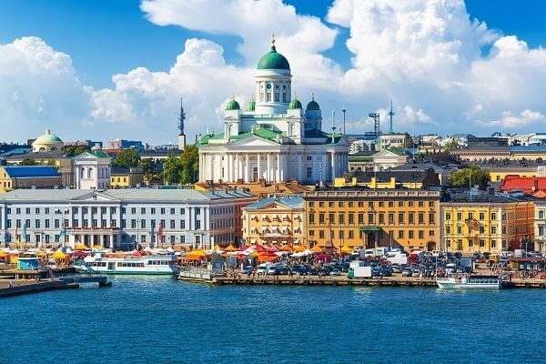 Destination-Helsinki-Finland