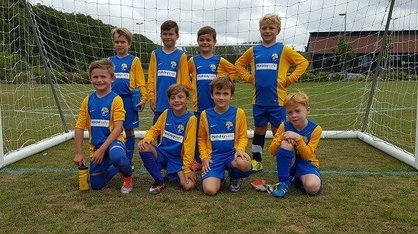 Kings-Hill-Football-Team